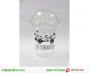In ly nhựa coffee ,trà sữa ,take way cho hệ thống nhà hàng ,quán cafe ,quán ăn