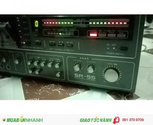 Ampli Karaoke có cassette thu,phát SR-55