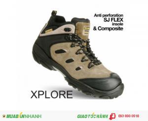Giày jogger Pluto VN-S3 - giày chống đinh, chống dập ngón