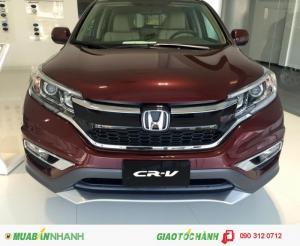 Honda CR-V mới giá rẻ nhất tại Honda Phước Thành