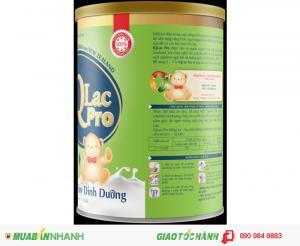 Biếng Ăn-Suy Dinh Dưỡng- Sữa bột IQ LAC PRO