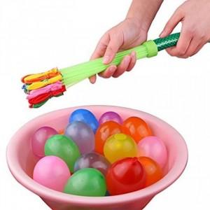Bộ 111 bong bóng MAGIC BALLOONS nước Vòi bơm cực nhanh, thỏa sức vui chơi - MSN383057