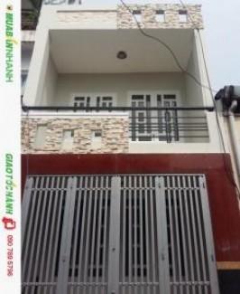 Bán nhà đường 16 quận Bình Tân