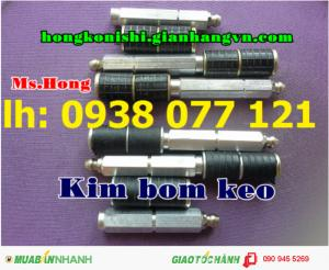 Kim bơm keo, xi lanh bơm keo giá rẻ tại Hà Nội, Thanh Hóa, Nghệ An, Hà Tĩnh