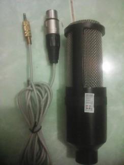 Micro thu âm