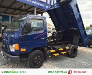 Hyundai HD99 ben 5 tấn