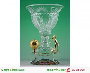 Đặt làm cup các giải golf, các mẫu cup Việt Nam & Hàn Quốc