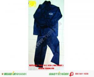 Cơ sở sản xuất áo mưa cánh dơi, áo mưa bộ in ấn logo công ty giá rẻ hồ chí minh