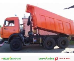 Cần bán Kamaz Ben 65115 (6x4) đời 2016, nhập khẩu