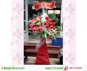 Hoa Khai Trương Giá Rẻ Nhất HCM -  KT125