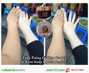 Kem Tắm Trắng Golden Beauty Hiệu Qủa Cho Lần Tắm Đầu Tiên