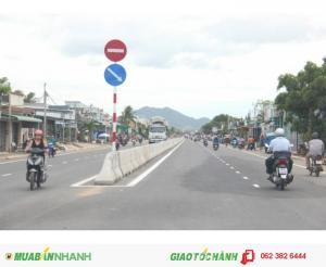 Cần bán 4 lô đất (2 trước 2 sau) mặt tiền QL1A gần Auto Quảng Trung, Hàm Thắng