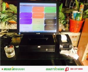 Máy bán hàng cảm ứng dùng cho Nhà Hàng, Quán Cafe bán tại Hà Tĩnh
