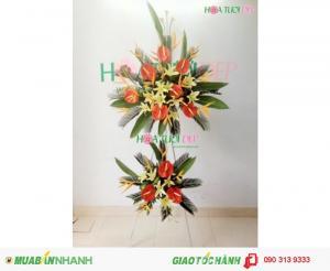 Hoa Khai Trương Đẹp Siêu Rẻ Tại HCM -  KT014