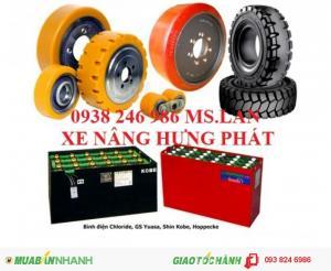 Hưng Phát cung cấp phụ tùng xe nâng toàn quốc