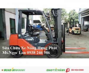 Hưng Phát  bảo trì,Sửa chữa xe nâng  toàn quốc