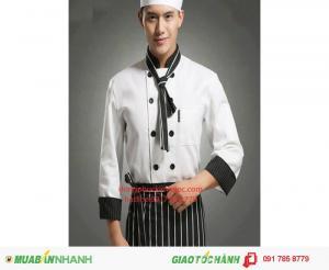 Chọn áo bếp cho các đầu bếp nhà hàng