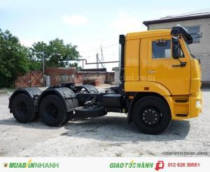 Đầu kéo Kamaz 65116, Bán xe đầu kéo Kamaz 2016 mới, Đầu kéo Kamaz 260hp