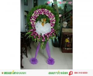 Vòng Hoa Chia Buồn - TL023