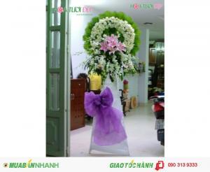 Hoa Chia Buồn Trang Trọng - TL026