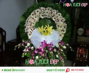 Hoa Viếng Đám Tang - TL013