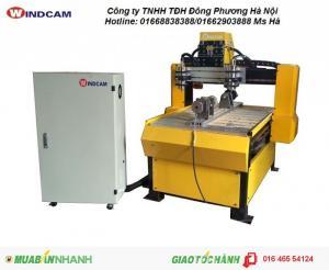 Tối ưu nguồn vốn kinh doanh với Máy cnc mini khắc gỗ giá rẻ windcam