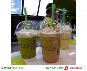 Phân phối si ly nhựa các loại in logo ly cafe ,trà sữa các loại