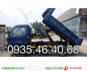 Xe ben Hyundai HD65 2,1m3 hot nhất thị trường