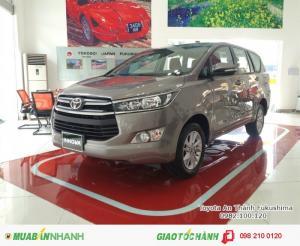 Mua Xe Innova trả góp TPHCM - chương trình mua xe Innova từ Đại lý Toyota 100% vốn Nhật - Toyota An Thành Fukushima