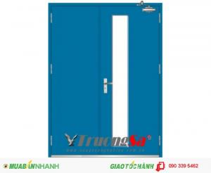 Chuyên Bán cửa thép chống cháy giá rẻ cho dự án, cửa thép chống cháy an toàn ,cửa thoát hiểm