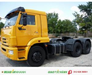 Tổng đại lý Kamaz Việt Nam, bán xe đầu kéo Kamaz 65116 giá 940 triệu