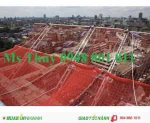 Lưới chắn vật rơi cho công trình xây dựng và tòa nhà cao tầng