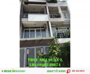 Cho thuê nhà đường Bùi Tá Hán, hầm trệt 2 lầu 4 PN, full nội thất, giá 25tr/tháng