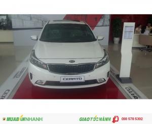 Bán xe KIA CERATO đời 2016 mới 100% tại Vĩnh Phúc, Phú Thọ