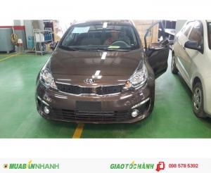 Bán xe Kia Rio sedan số tự động mới 100% nhập khẩu nguyên chiêc tại Vĩnh Phúc, Phú Thọ