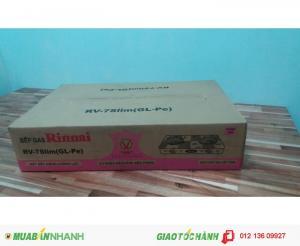 Bếp Gas Dương Rinnai Rv-7slim (Gl-Pe)