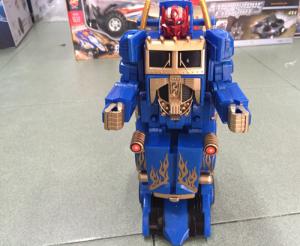 Robot Điều Khiển biến hình Transformer....
