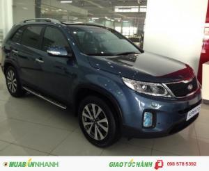 Bán xe Kia New Sorento mới 100% đời 2017 giá tốt tại Vĩnh Phúc, Phú Thọ