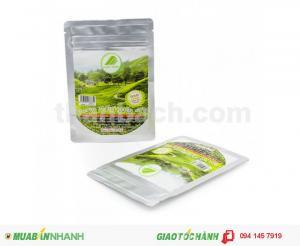 Bột trà xanh nguyên chất 25g Lộc San (Combo 2 gói)  110,000đ
