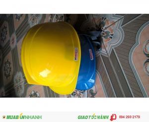 Mũ SSEDA màu vàng/ xanh