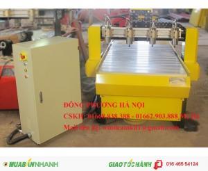 Bán máy cnc 3 trục sản xuất tại Việt Nam giá rẻ windcam