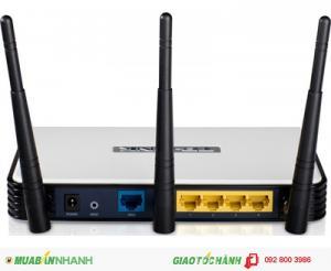Router WiFi tốt nhất dành cho nhu cầu gia đình  dùng Iphone, MTB không lo rớt mạng