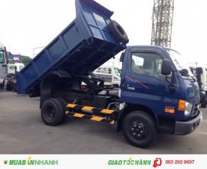 Ben Hyundai 5 Tấn Kiên Giang,  Xe Tải Ben Hyundai Cần Thơ 5 Tấn