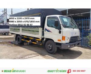 Xe Tải Hyundai HD99 6.5 tấn Cần Thơ