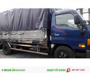 Hyundai hd99 7,2 tấn, 3 cục đô thành