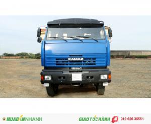 Kamaz Việt Nam phân phối các dòng xe Kamaz nhập khẩu từ Nga, dòng 53228 tải