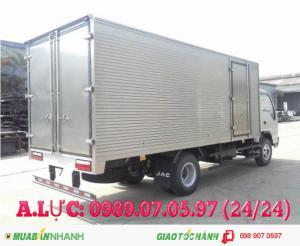Nhận cải tạo, đóng mới thùng xe tải theo yêu cầu
