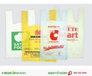 Cung cấp bao xốp ,túi rác,túi nilon ..in logo theo yêu cầu