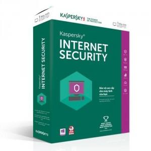 Phần Mềm Bản Quyền Kaspersky Internet Security