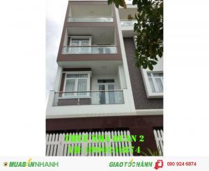 Cho thuê nhà đường 34 An Phú, 2 lầu 4 PN,...